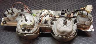 i'm wiring my 1964 mustang instrument cluster with an american 1964 Mustang Wiring Diagram 1964 Mustang Wiring Diagram #59 1969 mustang wiring diagram