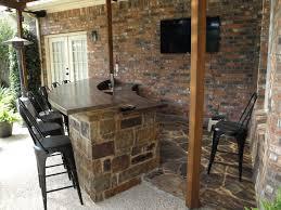 Outdoor Kitchen Contractors Kitchen Bar Contractors Bracken Design In Tx