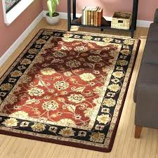 black and brown area rugs orange and brown area rug red blue and brown area rug