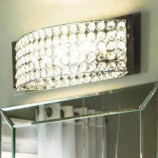 Product Image 4 Crystal Bathroom Lighting Crystal Bathroom Bathroom Lights Over Mirror