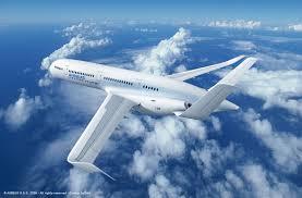 Future Flight Design Future Aircraft Aviation Concept Aircraft Airbus 2050