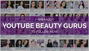 7 breakout you beauty gurus to