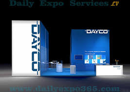 Booth Design Services Dayco Stand Booth Design By Daily Expo Services On Behance