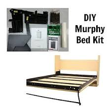 diy wall bed. Image Is Loading Queen-Size-DIY-Murphy-Bed-Kit-Vertical-Murphy- Diy Wall Bed S