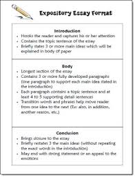 best expository writing ideas expository great graphic organizer that is easy for students to replicate on a blank sheet of paper