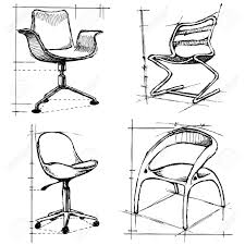 Furniture Sketches Interior Design Office Sketches Furniture E 2440553915 Design