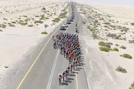 UAE Tour 2021 : Le parcours complet et les favoris