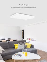 0 Reviews Yeelight Simple Led Ceiling Light Pro For Living Room 220v 90w Xiaomi Ecosystem Product