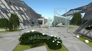 office exterior design. COMPOUND Office Exterior Design