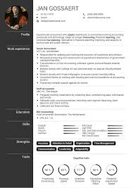 Example Accounting Resume 24 Accountant Resume Samples That'll Make Your Application Count 23