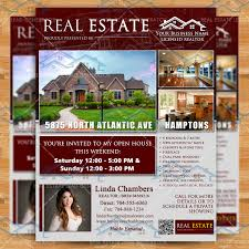 open house flyers template realtor flyers templates oyle kalakaari co