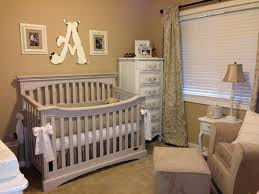 painted baby furniture. Neutral Nursery: Annie Sloan Chalk Painted Furniture, New Crib, Flax Linen Crib Bedding Baby Furniture |