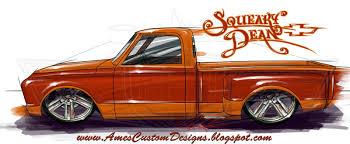 SAM AMES: 1967 Chevy C10 -