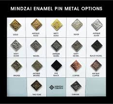 Custom Enamel Pins In Austin Tx Mindzai Creative