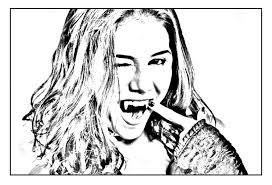 Coloriage Chica Vampiro Coloriages Pour Enfants Coloriage Magique Chica Vampiro A Imprimer L