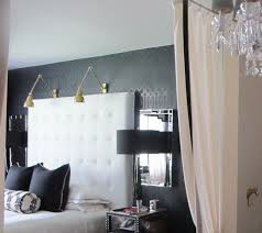 over bed lighting. my favorite things in the room are reading lights over bed and roll by plum cushion lighting 4