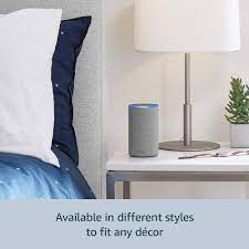 loa thông minh Amazon echo 2nd Generation – FullBox - Chuyên hàng hitech