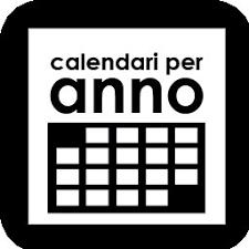 Calendario Annuale Calendario Per Anni