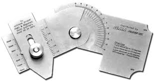 Type of measuring tools Vector Offset Gauge Cat 32 Front Side Electronic Digital Caliper Gal Gage Company Weld Measuring Gauges Adjustable Sizes