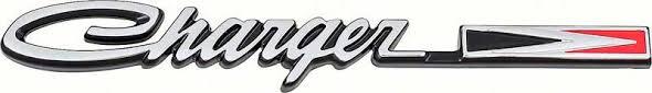 1969 dodge charger logo. Unique Charger 196970 Dodge Charger Rear Panel Emblem For 1969 Logo 7