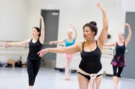 Adult ballet classes phoenix