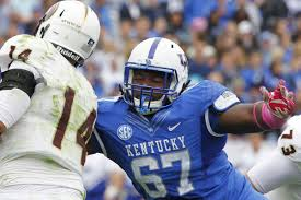 Kentucky Wildcats Football Depth Chart Updated For South