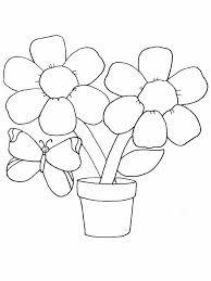 Coloring Pages Flower Coloring Page Free Coloring Pages For Girls
