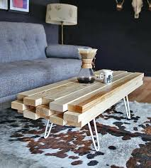 cool diy coffee table do it yourself cool coffee tables diy ottoman coffee table ikea