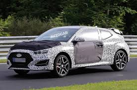 2018 hyundai veloster.  hyundai hyundai veloster n hot hatch due in 2018 with 275bhp on hyundai veloster
