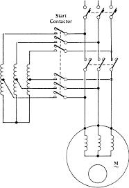 autotransformer wiring diagram efcaviation com 3 phase autotransformer connections at Auto Transformer Wiring Diagram
