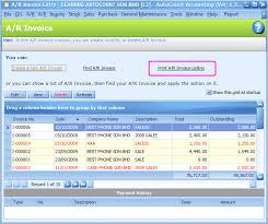 General Invoice Awesome AutoCount Accounting Help File 44