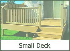 small decks patios small. small wooden deck idea outdoor designs plans pictures u0026 designer software decks patios