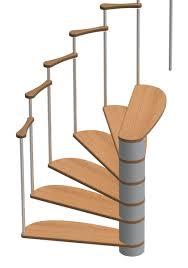 Винтовая лестница  – как самому составить чертежи и собрать безопасную конструкцию