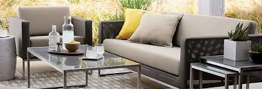 outdoor furniture crate and barrel. crate and barrel outdoor furniture patio for decorating the house with