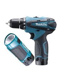 Makita Cordless Light Shop Makita Cordless Driver Drill 10mm With Flash Light 10 8