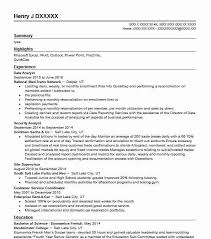 Data Analyst Resume Magnificent Data Analyst Resume Sample Technical Resumes LiveCareer