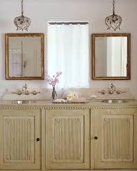 top 61 splendid bathroom exquisite design ideas using rustic wood double vanity along with round steel