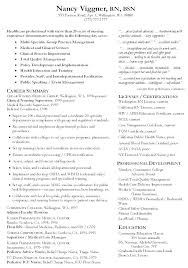 Sample Resume Management Position Resume Letter Directory