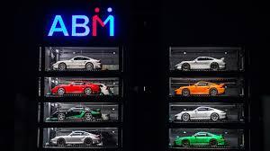 Ferrari Vending Machine Stunning Singapore's 48storey Luxury Car 'VENDING MACHINE' From Autobahn