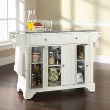 White Kitchen Island With Granite Top Kitchen Island Table Granite Top Best Kitchen Island 2017
