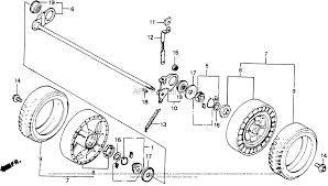 Thrifty honda hra sxa lawn parts diagram similiar mower lookup