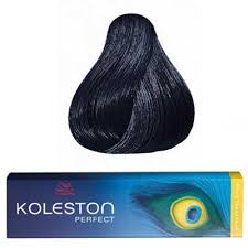 Koleston Perfect Hair Color Chart Wella Koleston Perfect 2 8 Blue Black 60ml Color