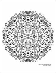 Hard Color By Number Coloring Pages Kaleidoscope Coloring Pages