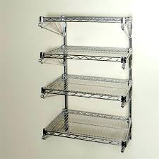narrow wire shelving post tall narrow wire shelving
