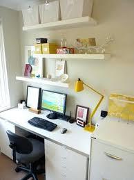 office hanging shelves. Hanging Shelf Desk Floating Shelves Above Office Really Like This Diy A