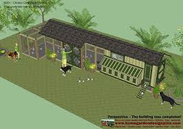 home garden plans  Chicken CoopsM   Chicken Coop Plans Construction   Chicken Coop Design   How To Build A Chicken Coop It can comfortably hold   chickens