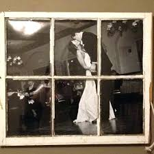old wood window as frame for a wedding photo wooden frames in johannesburg