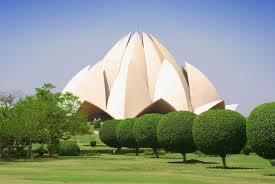 Bahai Mandir Delhi