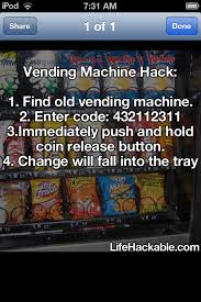 How To Make Money Come Out Of A Vending Machine Beauteous Musely