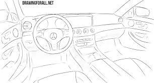 car interior sketch. Fine Car How To Draw A Car Interior For Car Interior Sketch N